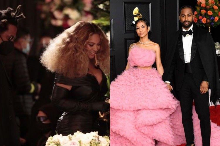 6 Pasangan yang Tampil Mesra di Grammy Awards 2021