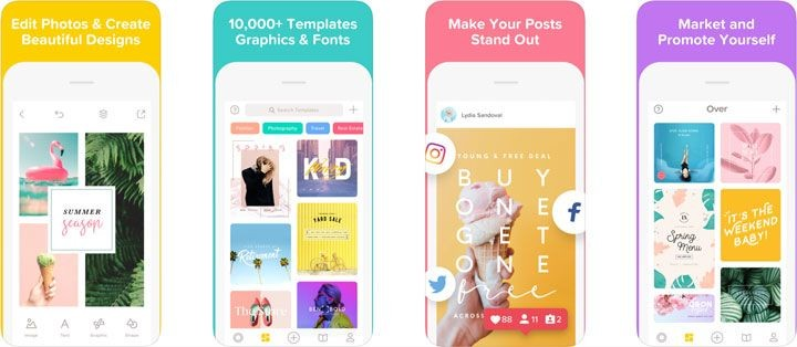 7 Aplikasi Template Instagram Story Terbaik, Dijamin Antimainstream
