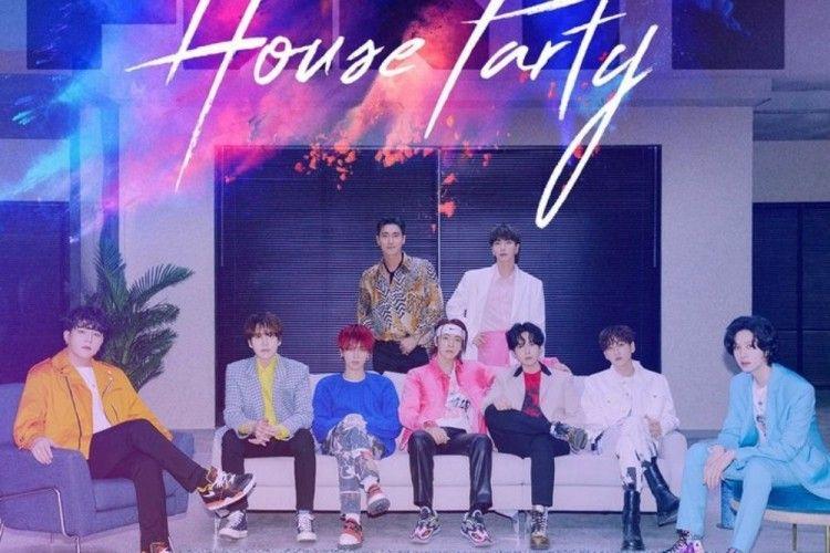 """Tampilkan Visual Tak Menua, Super Junior Comeback dengan """"House Party"""""""