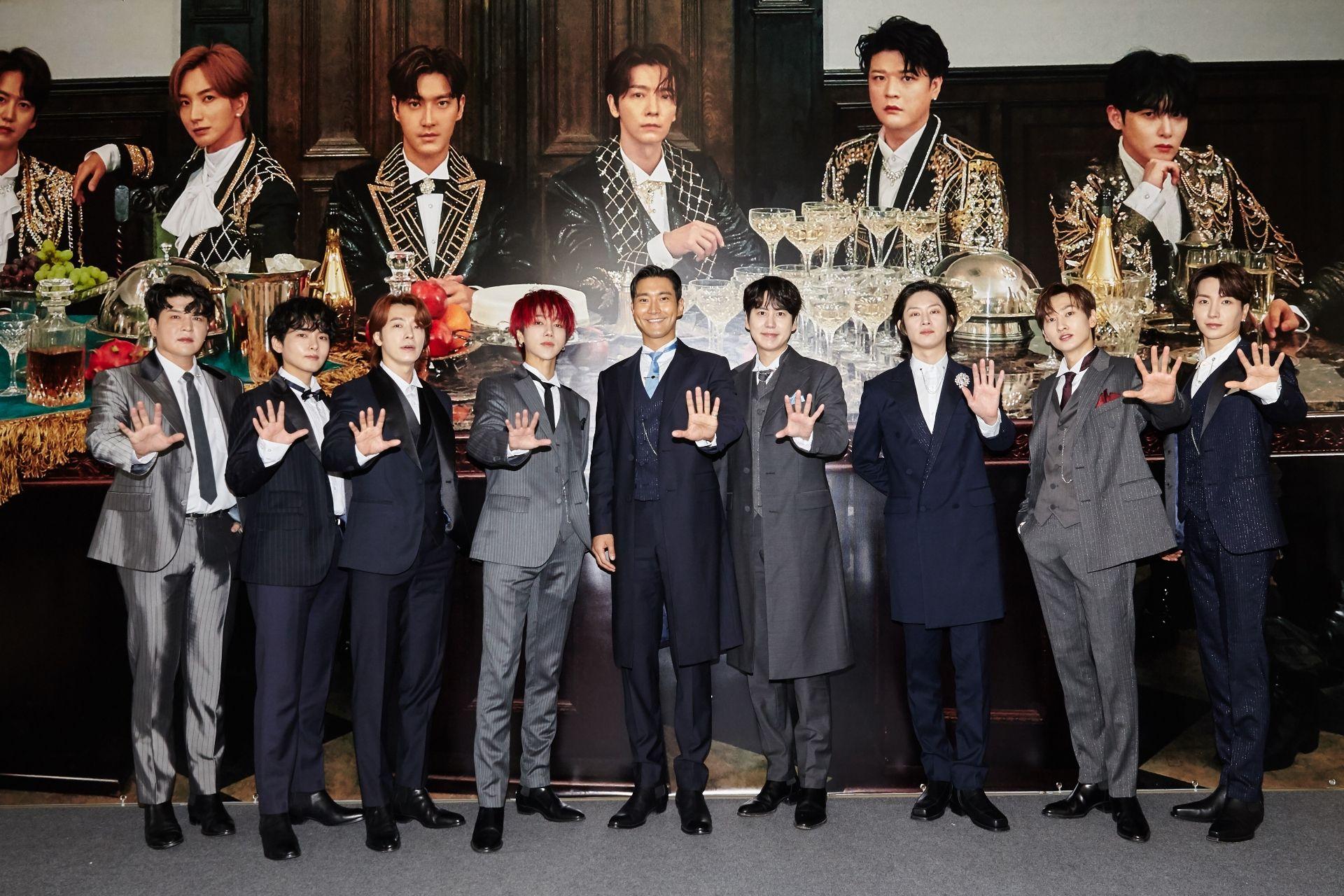 """Tampilkan Visual Tak Menua, Super Junior Comeback dengan """"House Party"""
