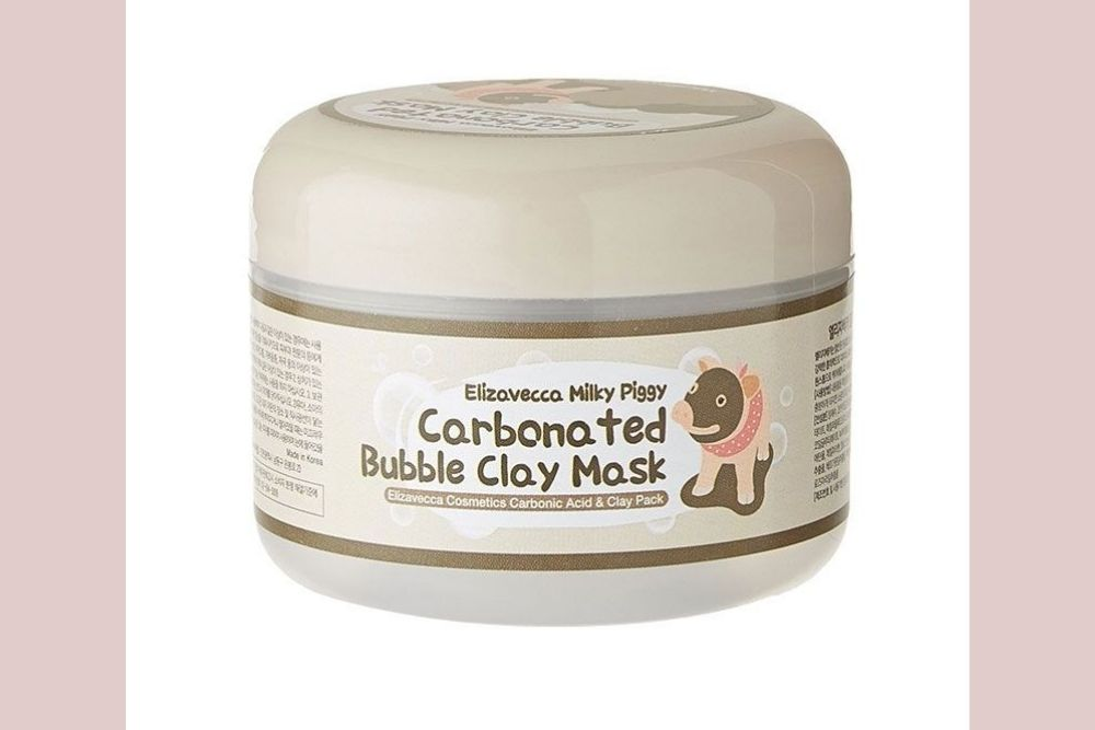 7 Rekomendasi Bubble Mask Terbaik,Ampuh Bersihkan Komedo