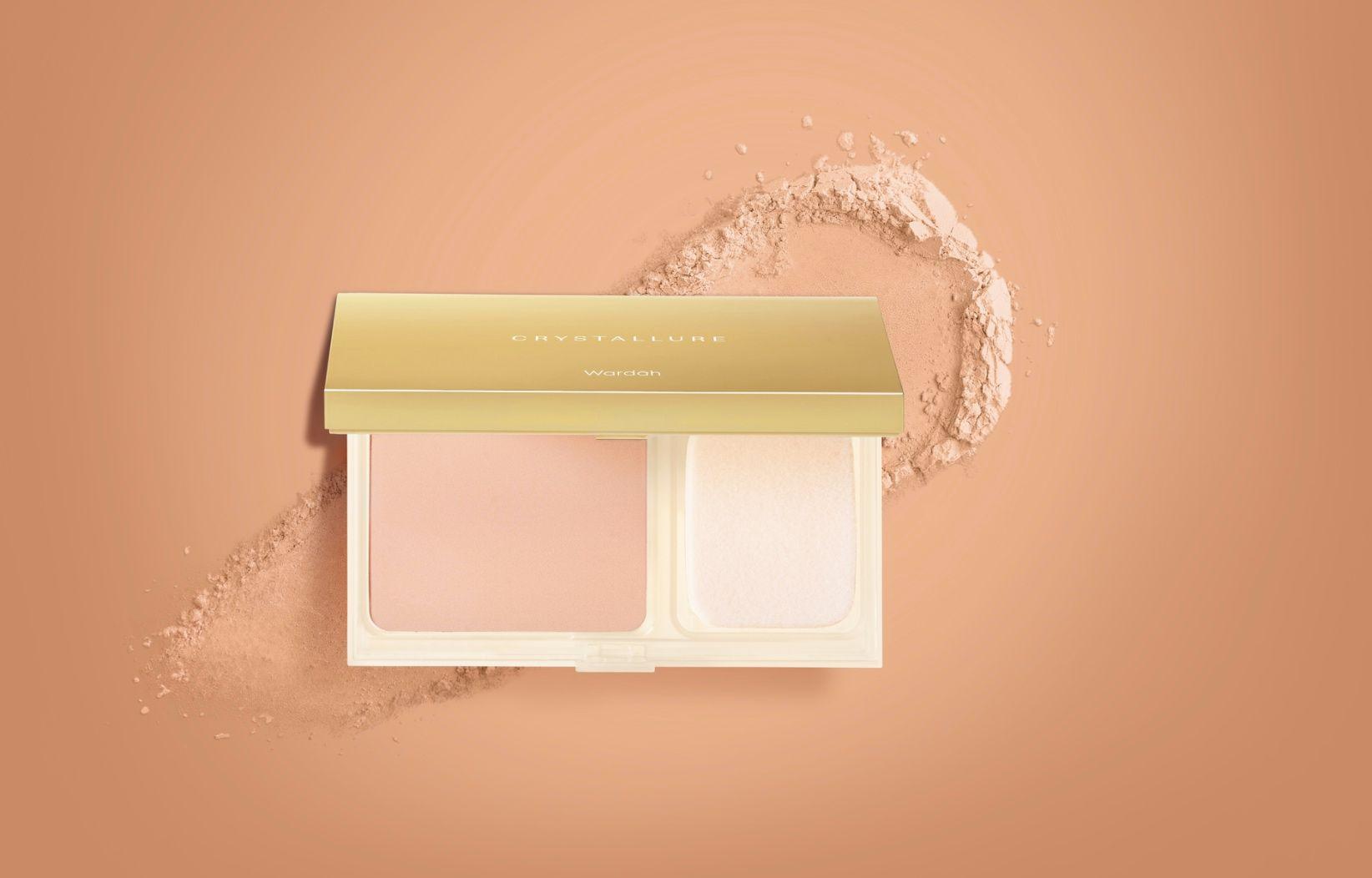 Crystallure Precious, Rangkaian Makeup Halal dengan Kandungan Emas