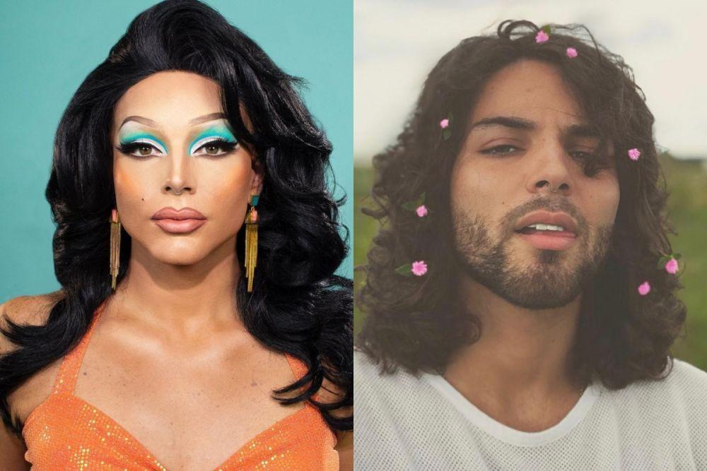 Ganteng Maksimal! Begini 15 Potret Drag Queen Kalau Nggak Pakai Makeup