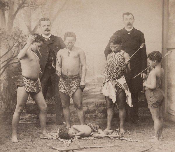 7 fakta kelam tentang manusia kebun binatang, kebun binatang & apos; hewan & apos; Manusia Zaman Kolonial