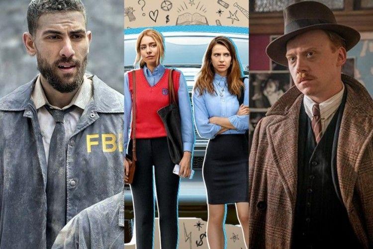 Popbela's Binge-Watch: Serial Kriminal Serius hingga Komedi