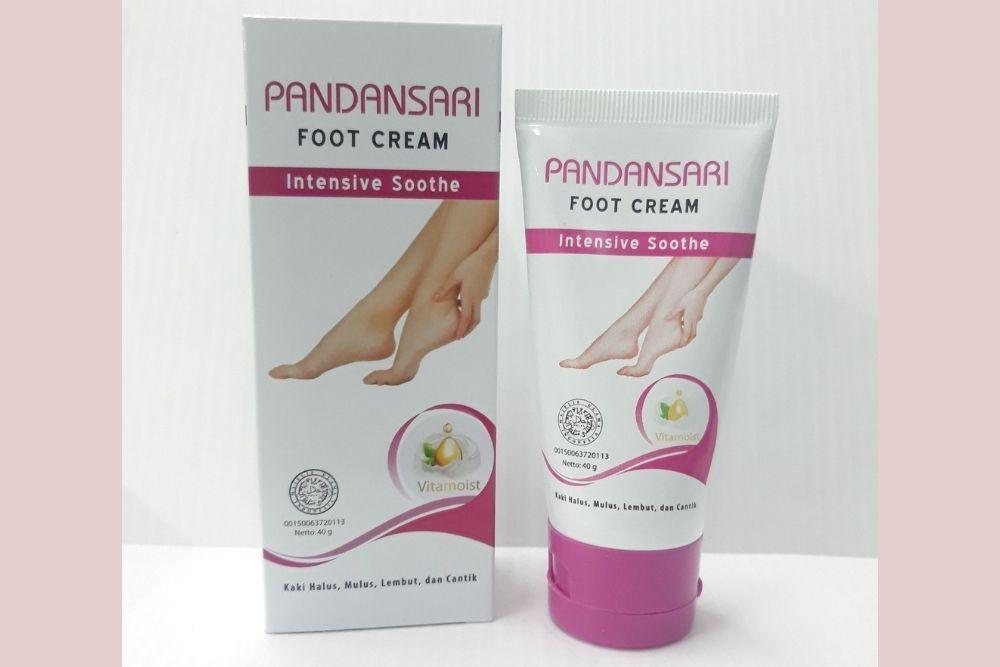 Rekomendasi Foot Cream Lokal untuk Kaki Kering dan Pecah-pecah
