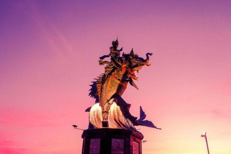 Heboh Temuan Diduga Bangkai Gajah Mina di Natuna, Ini Legendanya