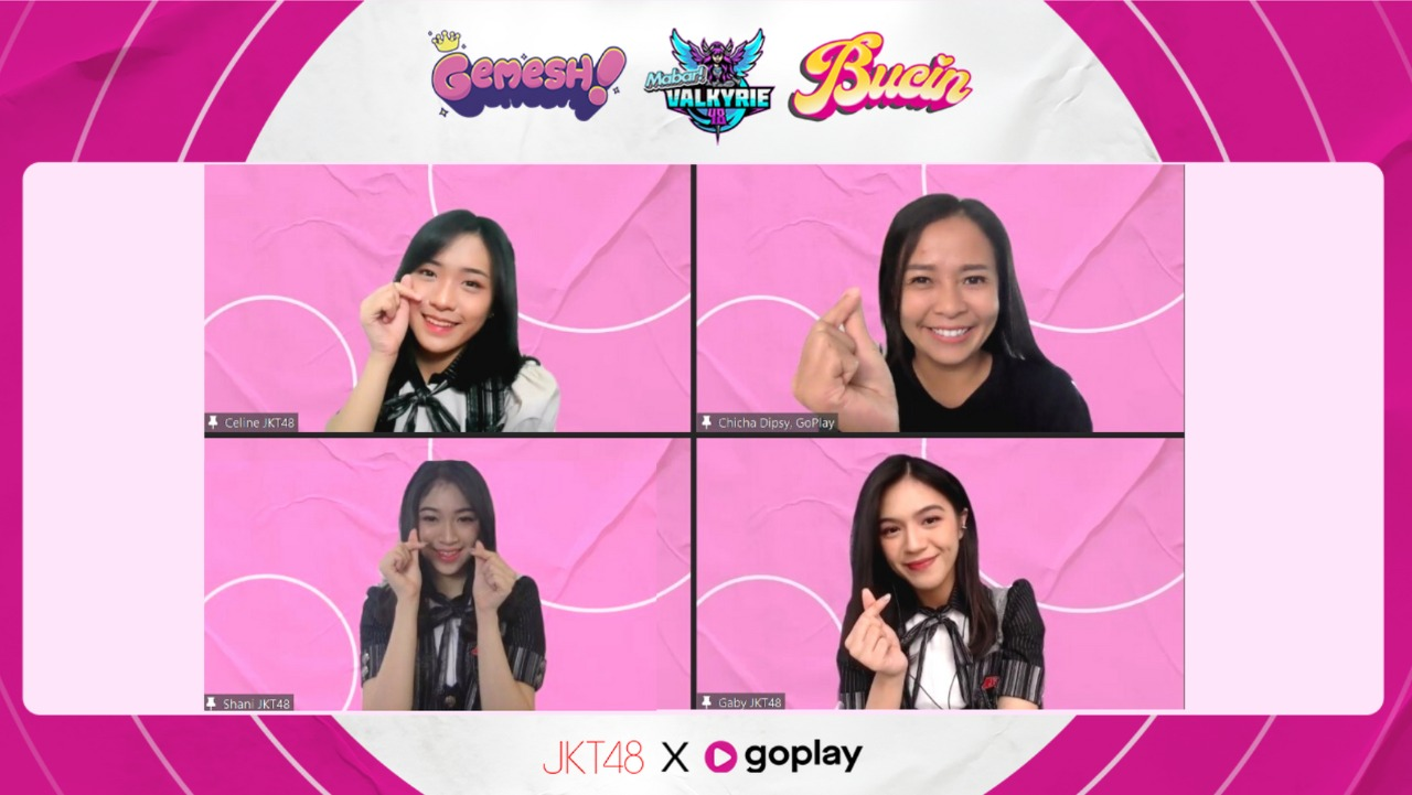 Obati Rindu Penggemar, JKT48 Rilis 3 Program Interaktif di GoPlay