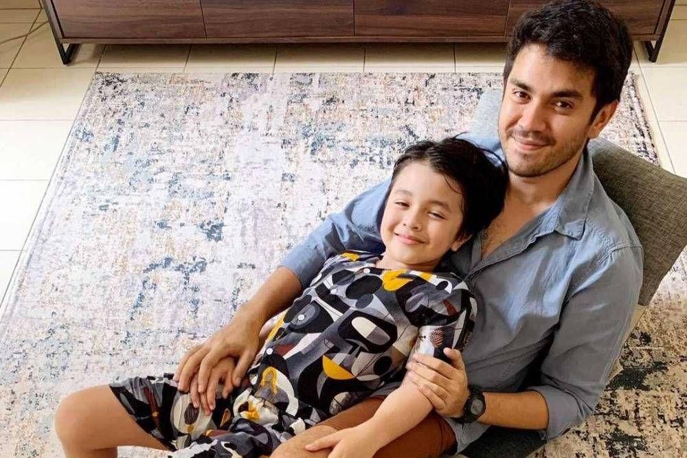 Langganan Peran Bujang, 10 Aktor Ini Aslinya Berstatus Ayah