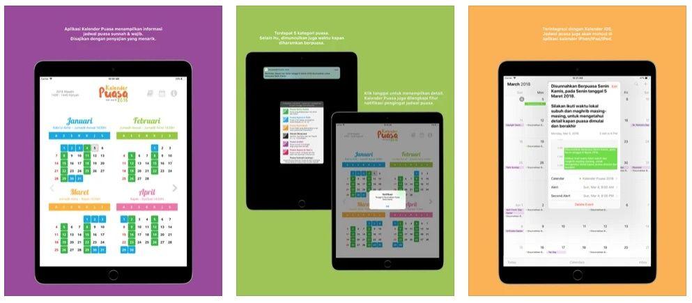 Pengingat Waktu Ibadah, 7 Aplikasi Jadwal Puasa untuk Smartphone
