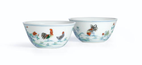 Ini Sejarah Jigangbei, Si Mangkuk Ayam Jago yang Legendaris