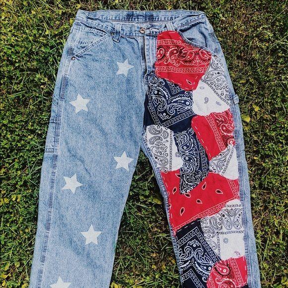7 Ide Kreatif Makeover Jeans yang Bisa Kamu Coba di Rumah