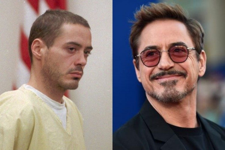 Sebelum Menjadi Iron Man, Robert Downey Jr. Berkali-Kali Jadi Napi