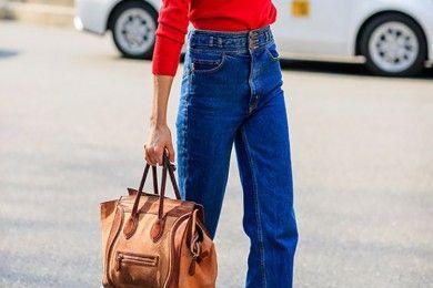 Tampilan Terupdate Pakai Blue Jeans Gaya Kasual
