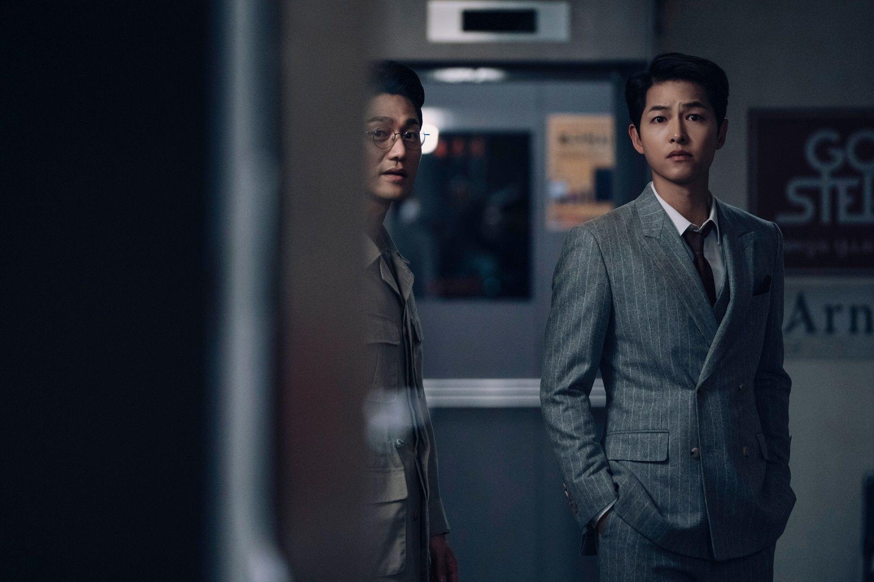 5 Momen Paling Mengejutkan dari Drama Korea 'Vincenzo'