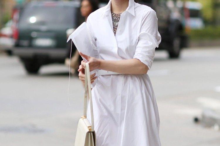 Mix N Match Pakai Dress Asimetris untuk Pergi Nge-date