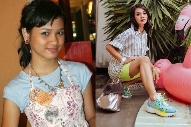 Gaya Artis Indonesia Sebelum vs Sesudah Terkenal, Pangling Banget!