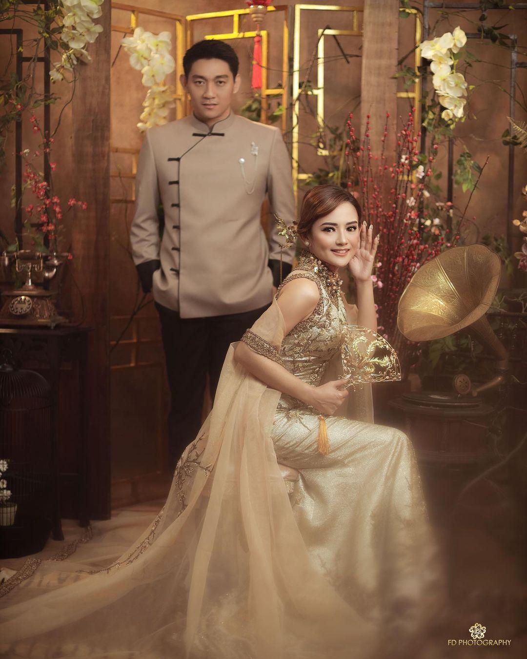 Gaya KompakIfan 'Seventeen' & Citra Monica saat Pacaran, Mesra!