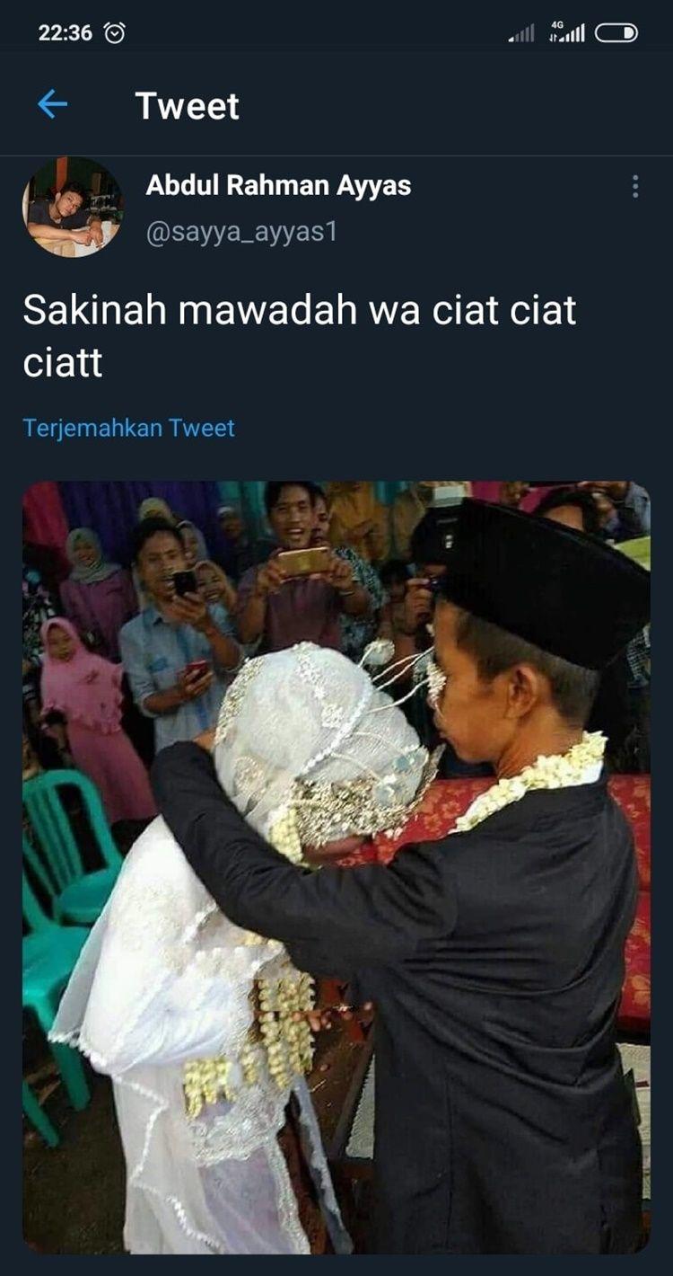 12 Momen Lucu Pernikahan Orang Indonesia, Kasihan tapi Bikin Ngakak!