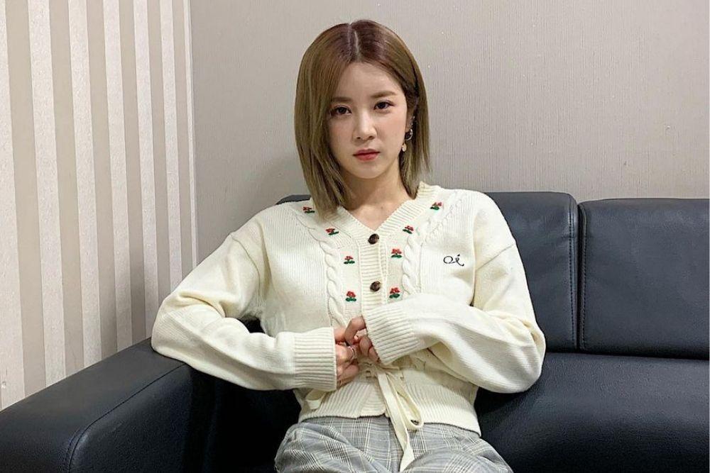 Begini Pesona Chorong 'Apink' yang Terseret Kasus Bullying