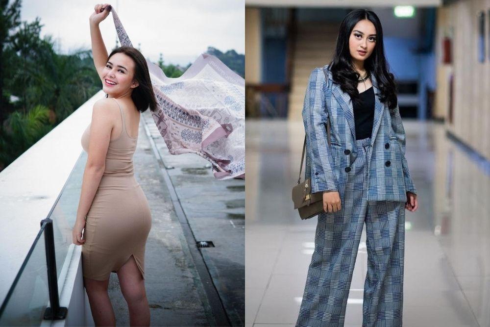 Kepincut Billy Syahputra, Adu Pesona Amanda Manopo vs Memes Prameswari