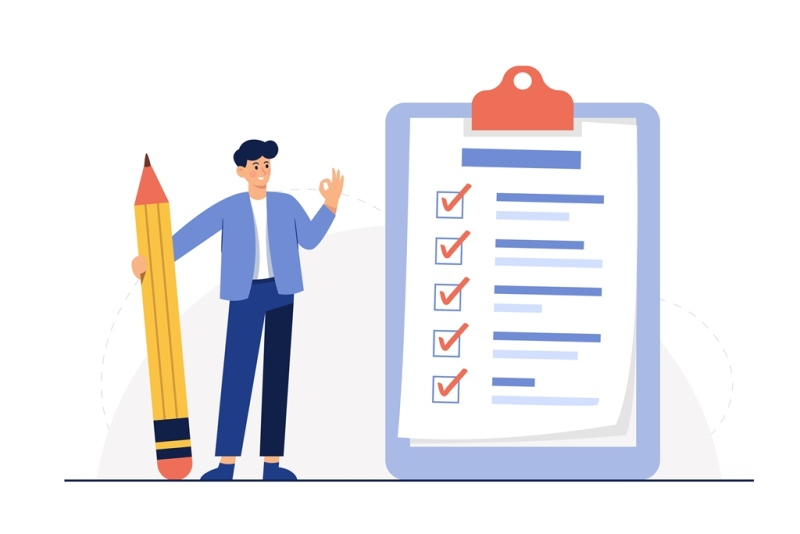8 Contoh dan Tips Membuat Surat Lamaran Kerja dengan Tulis Tangan