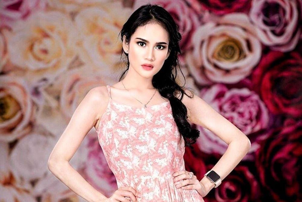 7 Pesona Intan Wisni, Wakil Indonesia di Ajang Miss Eco International