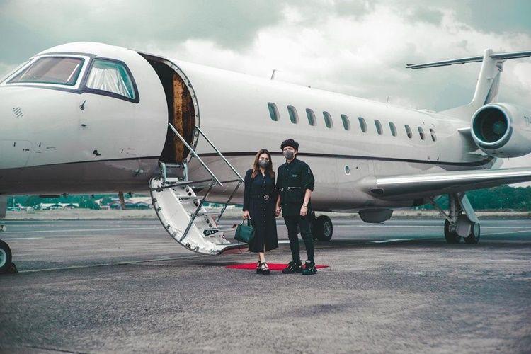 Pakai Jet Pribadi, 4 Fakta Bulan Madu Atta Halilintar-Aurel Hermansyah
