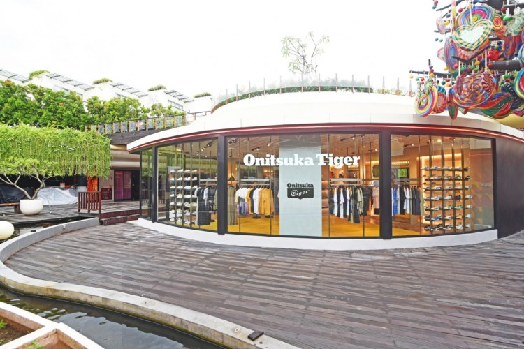 Onitsuka Tiger Membuka Toko Pertamanya di Bali