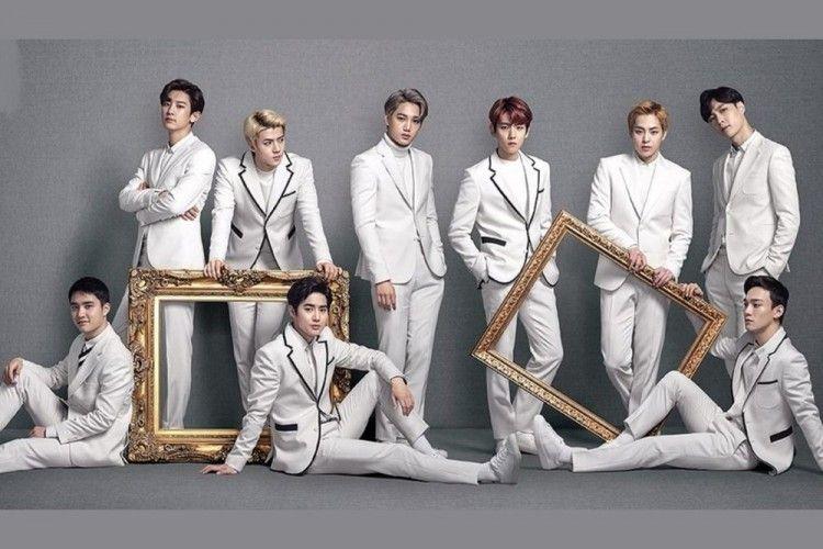 10 Fakta Menarik di Perayaan Anniversary EXO yang ke-9, Bikin Haru!