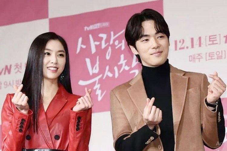 Dikabarkan Pacaran, 9 Fakta Hubungan Seo Ji Hye & Kim Jung Hyun