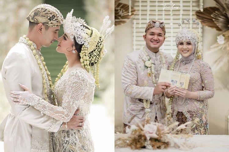 Adu Gaya Artis Indonesia yang Menggelar Pernikahan Mewah