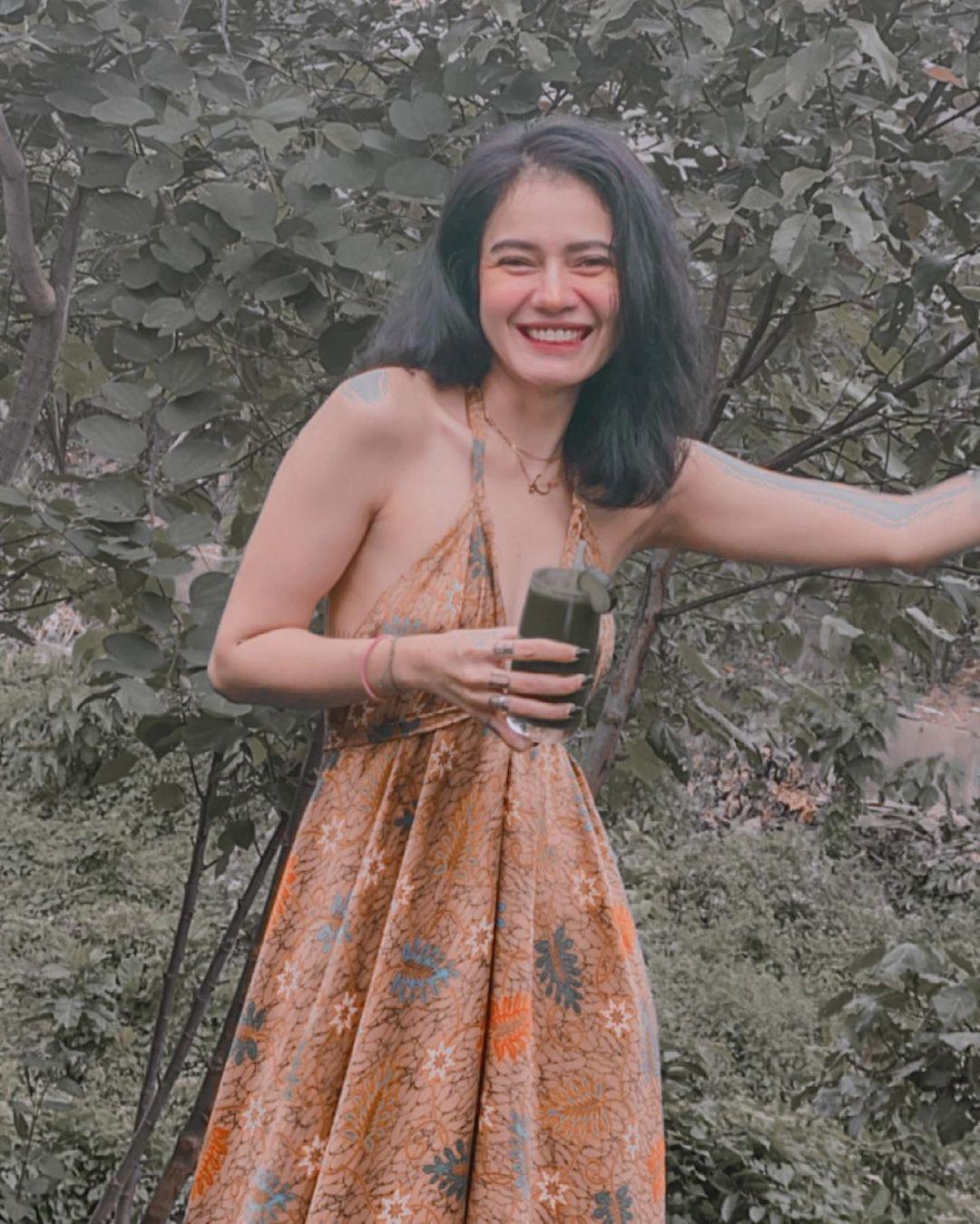 Begini Gaya Citra Anidya, Cewek yang Ngaku Sudah Jadi Istri Chef Juna