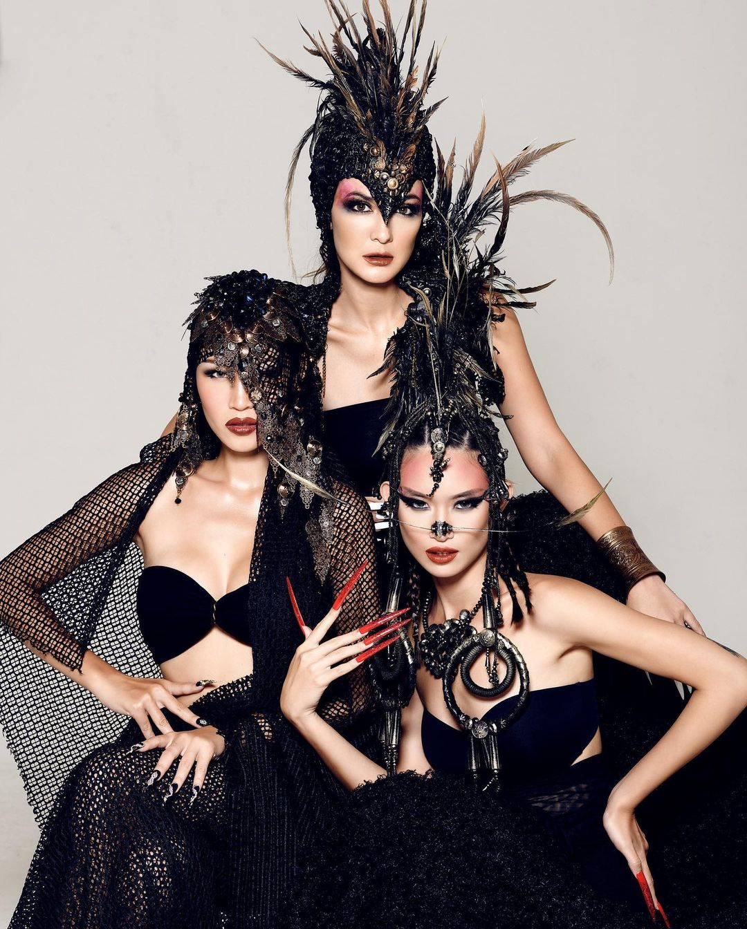 Jadi JuaraIndonesia's Next Top Model, Intip Gaya KerenDanella Ilene