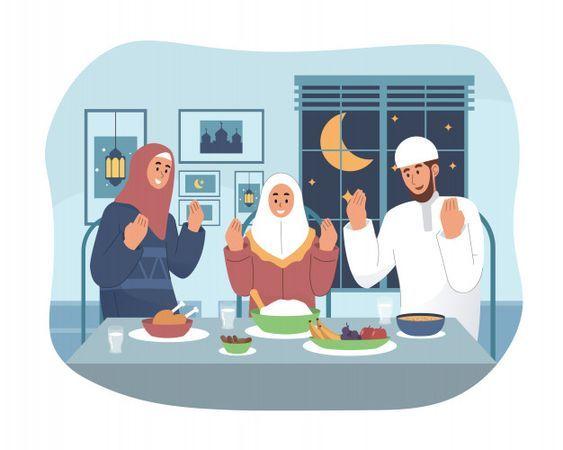 Bacaan Niat Puasa dan Berbuka di Bulan Ramadan