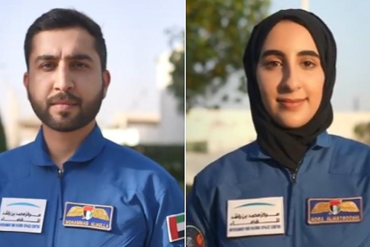 Nora Al-Matrooshi, Astronot Perempuan Muslim Pertama Uni Emirat Arab