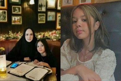 Gaya Safeea, Anak Mulan Jameela & Ahmad Dhani Beranjak Remaja