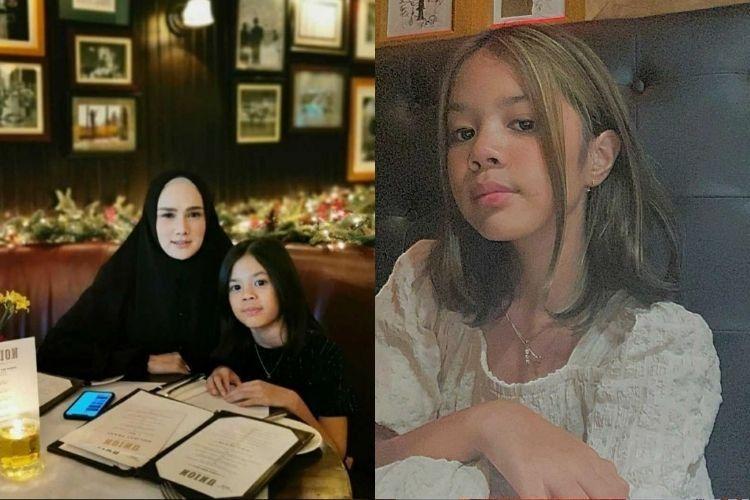 Gaya Safeea, Anak Mulan Jameela & Ahmad Dhani yang Beranjak Remaja