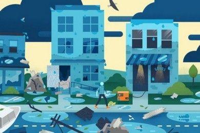 Jangan Panik Ini Cara Melindungi Diri Sebelum, Saat Setelah Gempa