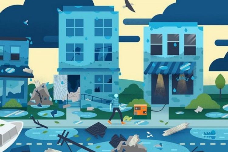 Jangan Panik! Ini Cara Melindungi Diri Sebelum, Saat dan Setelah Gempa