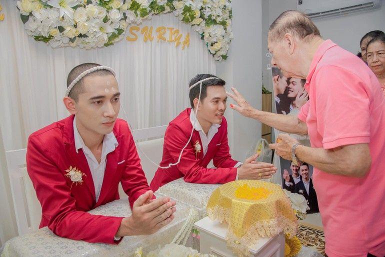 8 Fakta Pernikahan Pasangan Gay Thailand yang Dihujat Orang Indonesia