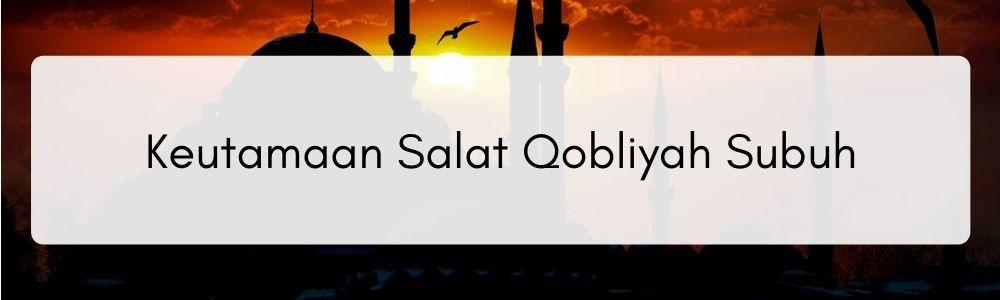 Dianjurkan Rasul, Ini Bacaan Zikir dan Niat Salat Sunnah Sebelum Subuh