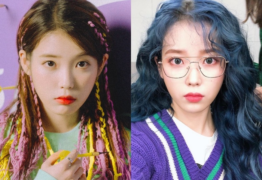 Transformasi Rambutnya Ekstrem! Sontek Gaya 5 Seleb Korea Ini Deh