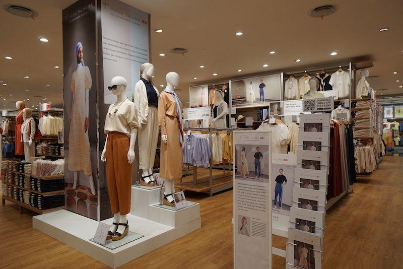 Toko UNIQLO Paling Ikonik di Indonesia Buka di Pondok Indah Mall 3