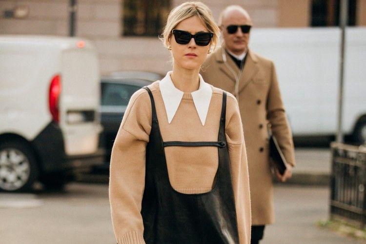 Wajib Tahu! Ini 10 Variasi Bentuk Kerah Baju, Sesuaikan dengan OOTD