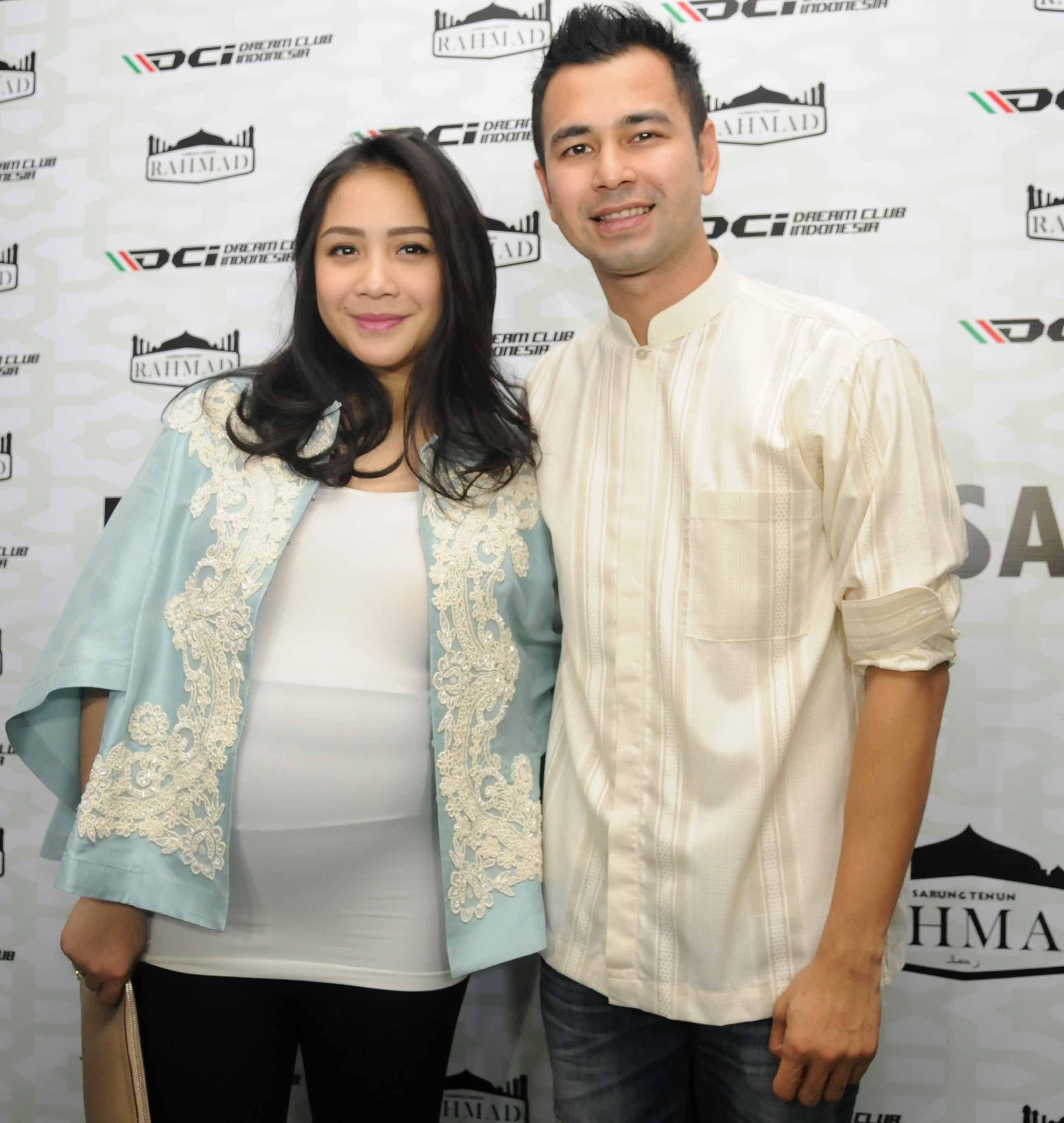 Kilas Balik Potret Nagita Slavina Ketika Hamil Anak Pertama
