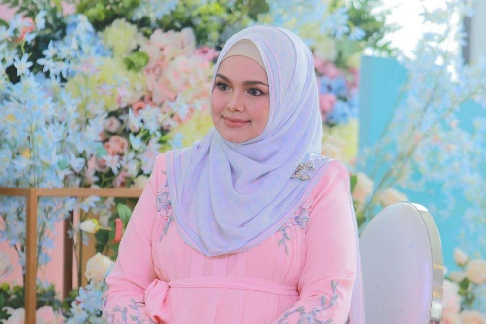 Potret Terbaru Siti Nurhaliza, Diva Malaysia yang Baru Saja Melahirkan