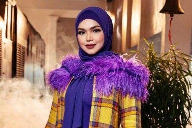 Potret Terbaru Siti Nurhaliza, Diva Malaysia Baru Saja Melahirkan