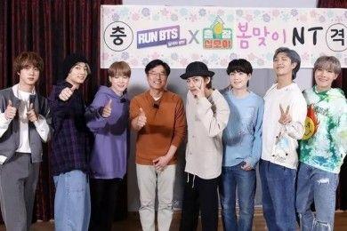 8 Variety Show Hits Karya Na PD,Bakal Kolaborasi 'Run BTS'