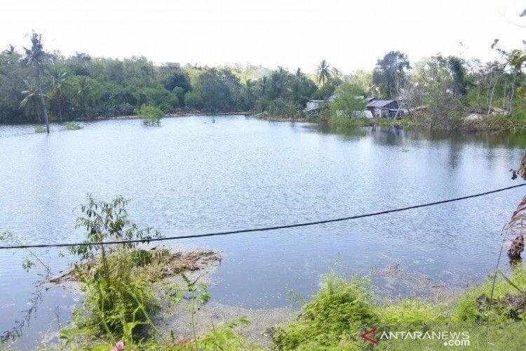 5 Fakta Danau Baru di Kupang yang Muncul Pasca Badai Siklon Seroja